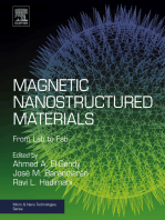 Magnetic Nanostructured Materials
