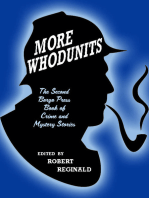 More Whodunits!