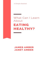 What Can I Learn About Healthy Eating?