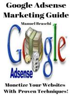 Google AdSense Marketing Guide