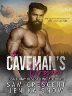 The Caveman's Virgin (Cavemen, 1)