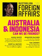 Australia and Indonesia