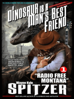 A Dinosaur Is A Man's Best Friend (A Serialized Novel), Part One