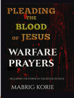 Pleading the Blood of Jesus (Warfare Prayers & Decrees)