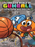 Amazing World of Gumball 2016 Grab Bag