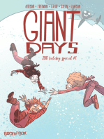 Giant Days 2016 Holiday Special