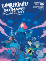 Lumberjanes/Gotham Academy #3