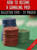 How To Become A Gambling Pro!
