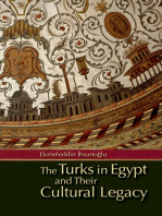 The Turks in Egypt and their Cultural Legacy