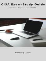 CISA Exam- Study Guide by Hemang Doshi