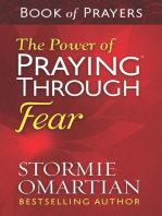 The Power of Praying® Through Fear Book of Prayers