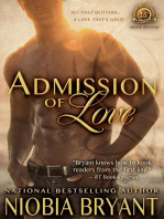 Admission of Love
