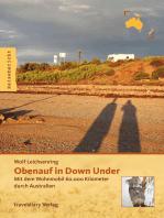 Obenauf in Down Under