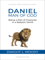 Daniel, Man of God