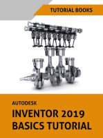 Autodesk Inventor 2019 Basics Tutorial