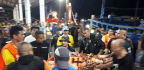 Dozens Of People Missing After Tourist Boat Overturns Off Thailand