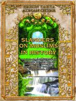 Slanders on Muslims in History