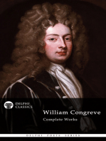 Delphi Complete Works of William Congreve (Illustrated)