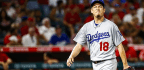 Dodgers Let It Get Away In 9th As Angels Rally To 3-2 Win