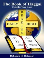 The Book of Haggai