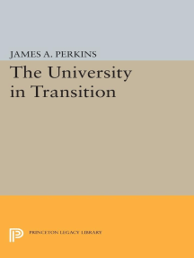 The University in Transition