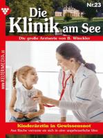 Die Klinik am See 23 – Arztroman