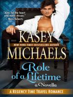 Role of a Lifetime (A Regency Time Travel Romance Novella)
