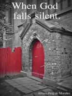 When God falls silent