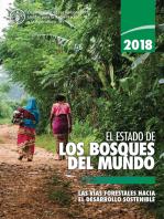 2018 El estado de los bosques del mundo