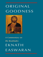 Original Goodness: A Commentary on the Beatitudes