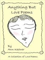 Anything But Love Poems