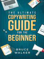 The Ultimate Copywriting Guide for the Beginner