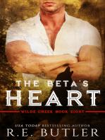The Beta's Heart (Wilde Creek Eight)