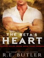 The Beta's Heart (Wilde Creek Eight)
