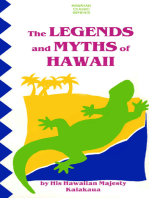 Legends & Myths of Hawaii