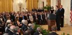 Kavanaugh Pick Shows Trump Bowing Again To The GOP Legal Establishment