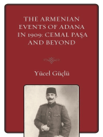 The Armenian Events Of Adana In 1909: Cemal Pasa And Beyond