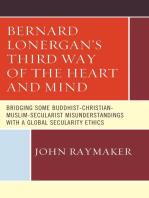 Bernard Lonergan's Third Way of the Heart and Mind