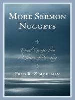 More Sermon Nuggets