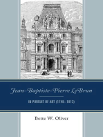 Jean-Baptiste-Pierre LeBrun: In Pursuit of Art (1748–1813)
