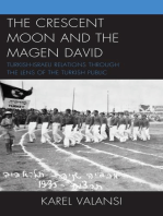 The Crescent Moon and the Magen David