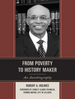 From Poverty to History Maker