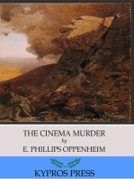 The Cinema Murder