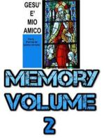 Memory Gesù è mio amico 2 - Con e senza parole