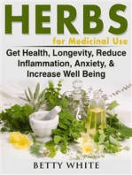 Herbs for Medicinal Use