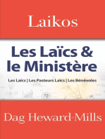 Laikos (les laïcs et le ministère)