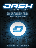 DASH (Digital Cash)