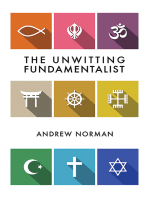 The Unwitting Fundamentalist