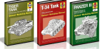 Win A Haynes Manual Tank Bundle Worth £68
