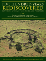 Five Hundred Years Rediscovered